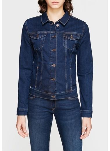 Mavi Jean Ceket   Daisy - Yarı Dar Kalıp Lacivert